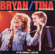 tina and bryan adams - it's only love