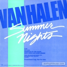 van halen summer nights