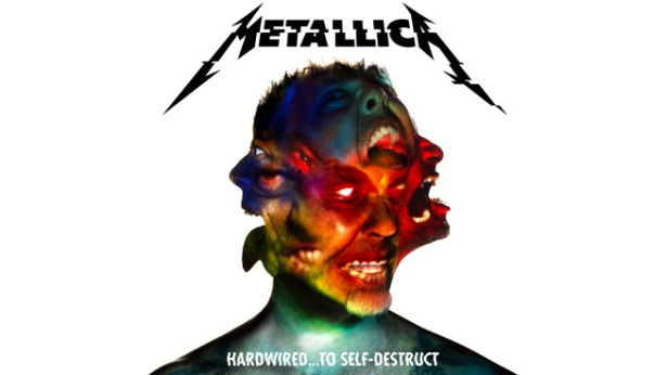 metallica hardwired to self destruct album cover