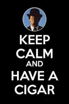 pink floyd keep calm and have a cigar
