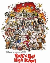 RockNrollHigh School - Ramones