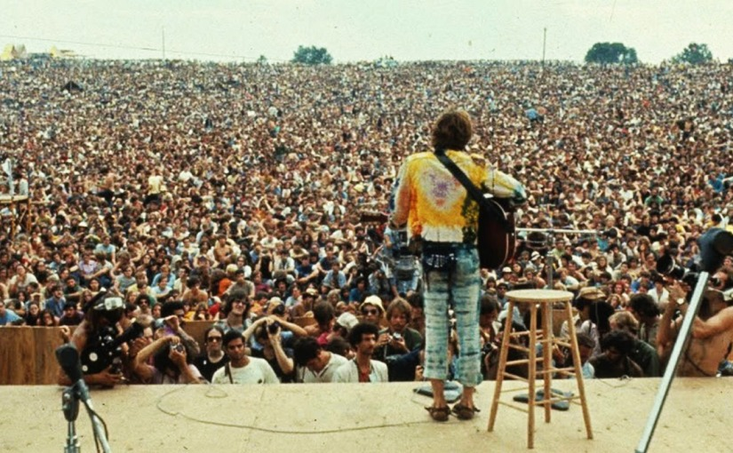 Remembering The Finest Live Performances from WOODSTOCK FESTIVAL'69