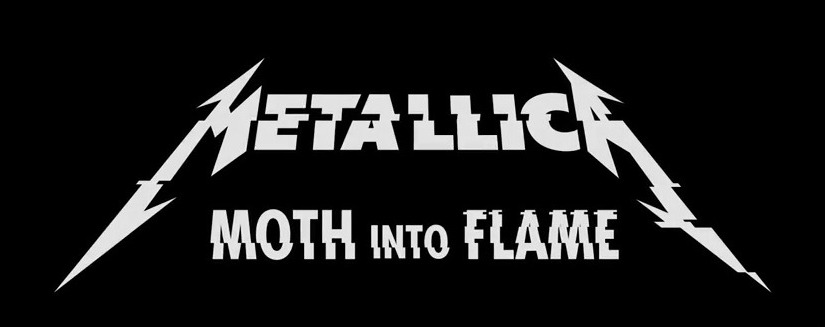 NEW SONG: Metallica – Moth Into Flame