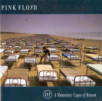 Pink Floyd - A momentary lapse of reason front