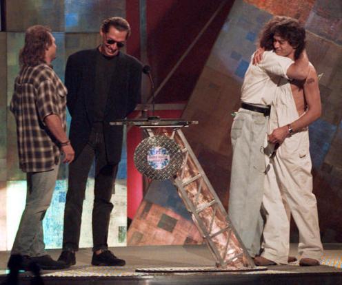 Van Halen 1996 MTV