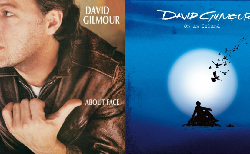 Overview of DAVID GILMOUR's Solo Albums