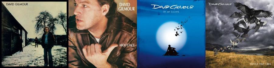 david-gilmour-solo-albums