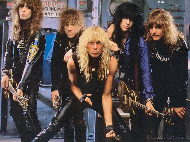 Song Of The Day : KIX – DON'T CLOSE YOUR EYES
