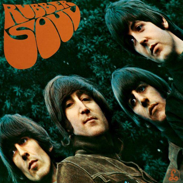 Rubber Soul Album Cover