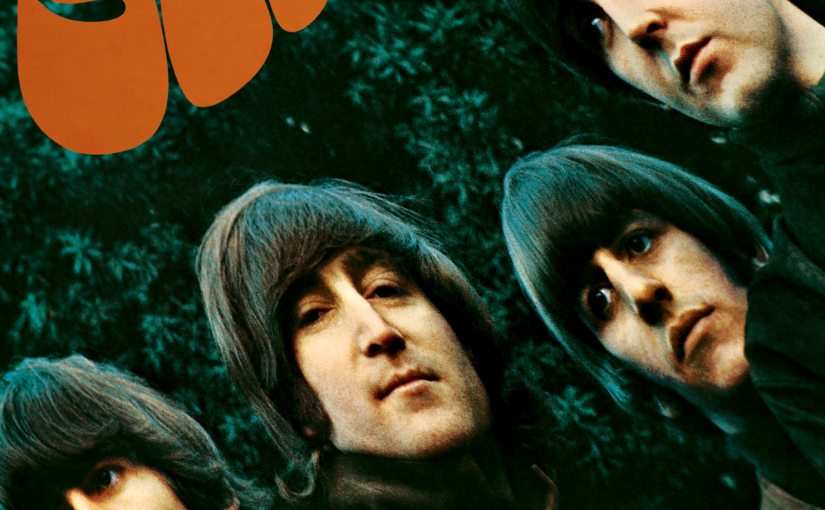 "Why is ""RUBBER SOUL"" My Favorite BEATLES Album"