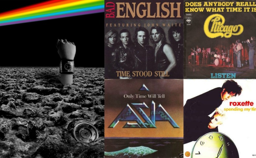 "My Top 10 Rock Songs about ""TIME"""