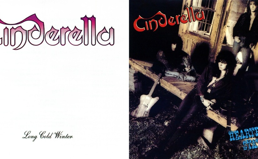 A Dose of Power Ballads from CINDERELLA