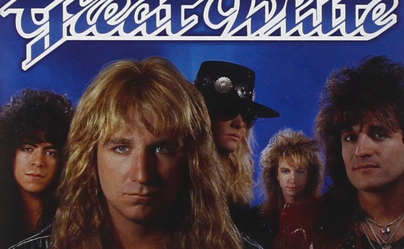 Classic Rock Song of The Day: GREAT WHITE – The Angel Song (1989)