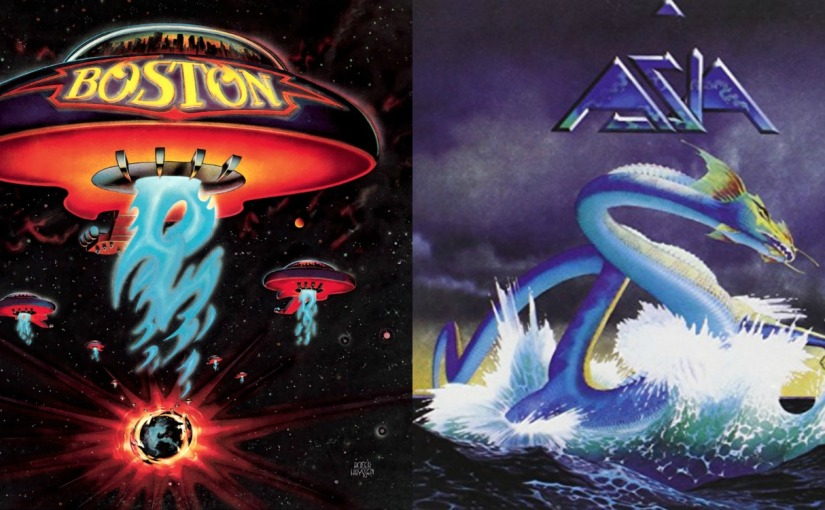 TOP 10 Classic Rock Debut Albums
