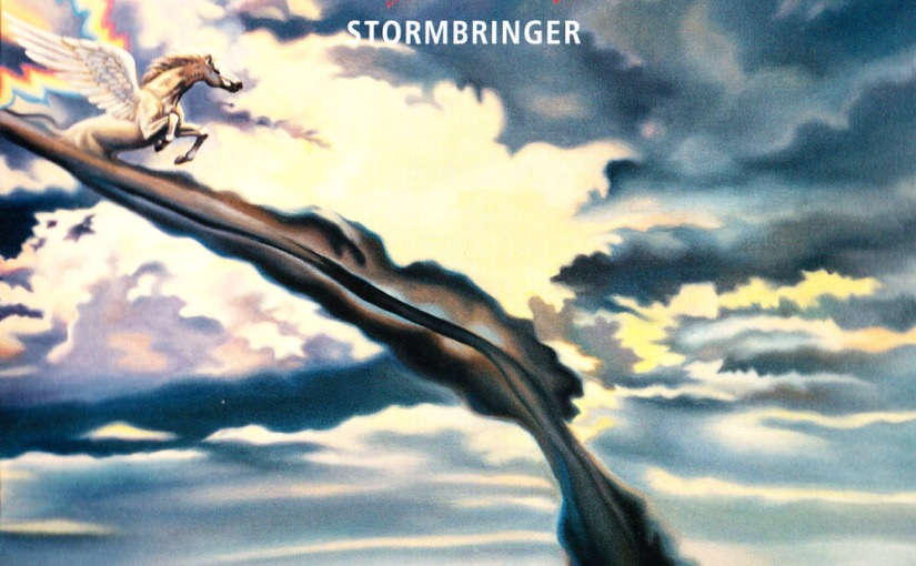 "The Story of DEEP PURPLE's ""Stormbringer"""