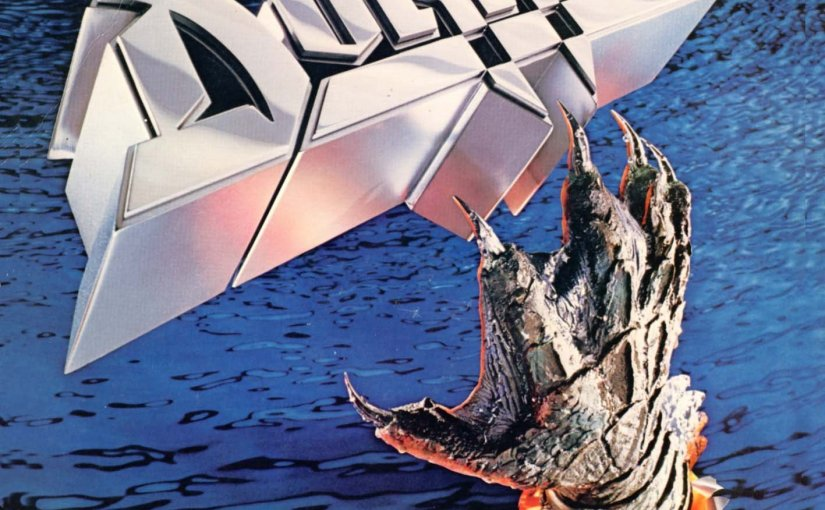 "The Story of DOKKEN's Breathtaking Ballad ""Alone Again"""