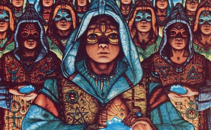 [The Greatest Rock Albums of the 80s]  BLUE ÖYSTER CULT- Fire of UnknownOrigin