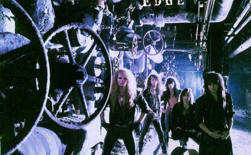 '90S ROCK BLAST: HEAVEN'S EDGE – HEAVEN'SEDGE