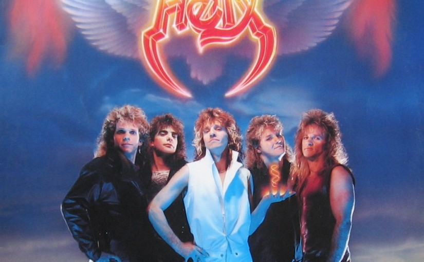 ['80s Rock Album Focus] HELIX – Long Way To Heaven (1985)