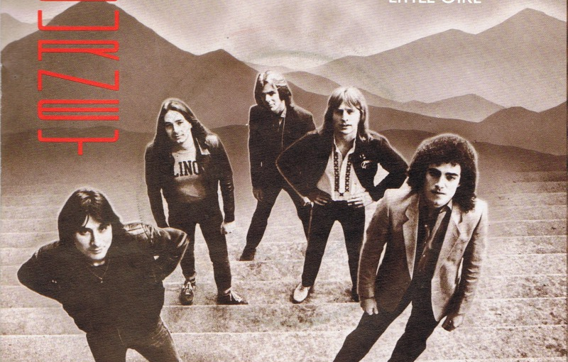 "The Story of JOURNEY's ""Open Arms"""
