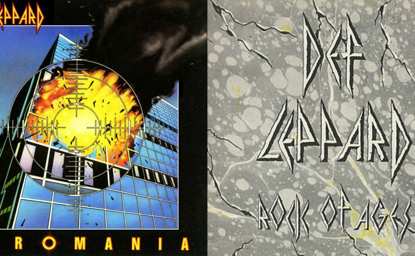 "The Story of DEF LEPPARD's ""Rock of Ages"""