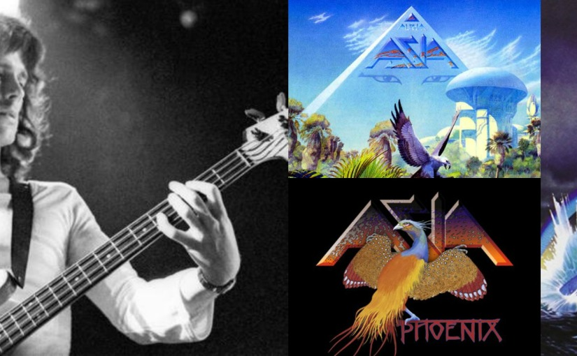 My TOP 10 John Wetton ASIA Songs