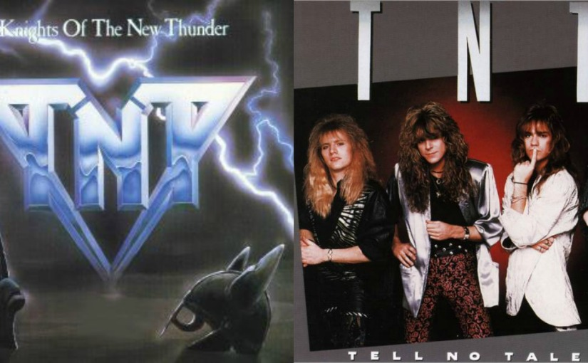 [PLAYLIST] Norwegian/American Rockers TNT Ruled the '80s With These 10 (Favorite) Songs