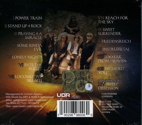 "BONFIRE – ""Byte The Bullet"" Album Review – MY ROCK MIXTAPES"