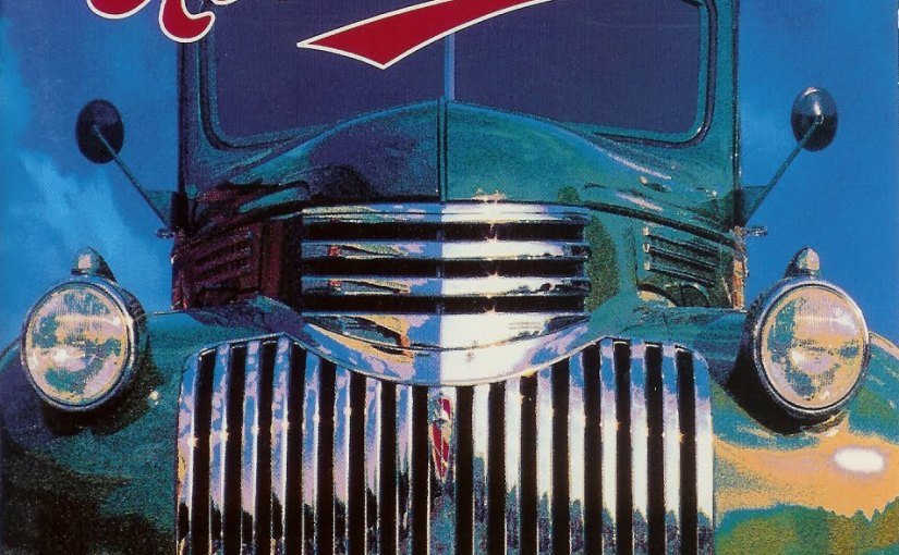 Album Recommendations: ROADHOUSE's 1991 Self-Titled Album