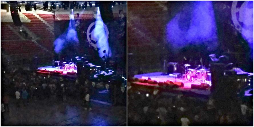 europe concert venue inside