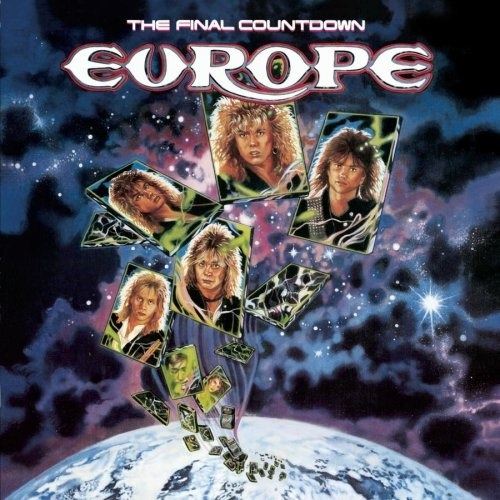 "31 Years Ago, EUROPE Released ""The Final Countdown"""