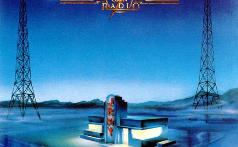 "The Story of JOURNEY's ""Raised on Radio""(1986)"