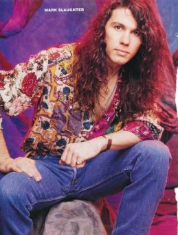 mark slaughter