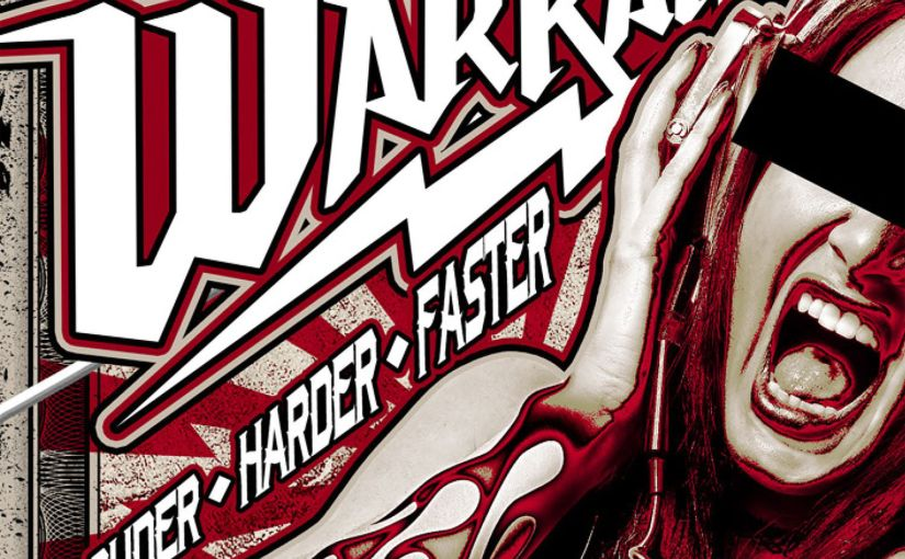 Album Review: Go Louder, Harder and Faster with WARRANT's New Album