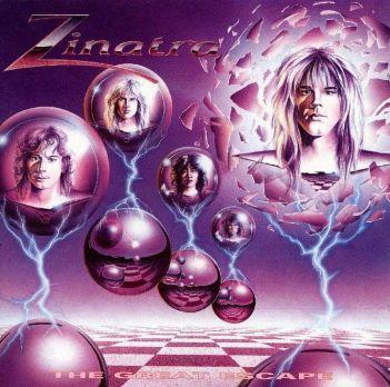 Zinatra Album artwork