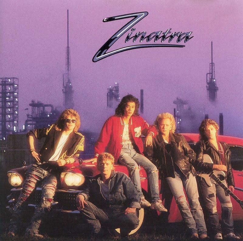 Zinatra debut album