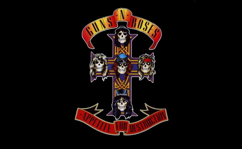 "Celebrating the 30th Anniversary of Guns N' Roses' ""Appetite for Destruction"""