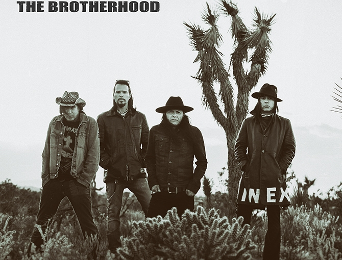 "Album Review: Lynch Mob are Back with ""The Brotherhood"""