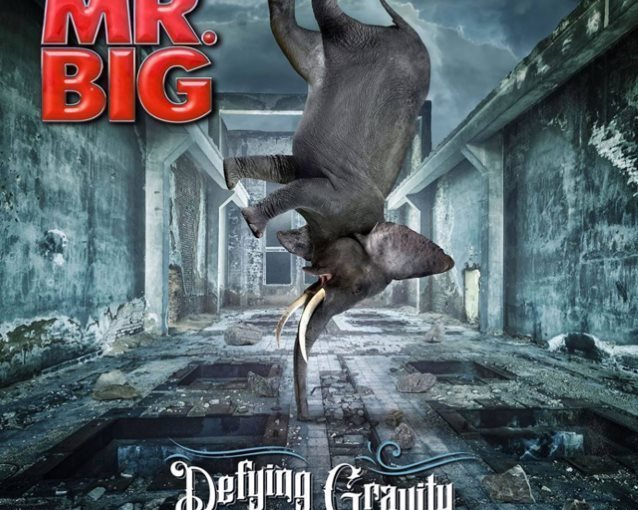 Album Review: MR. BIG – Defying Gravity (2017)