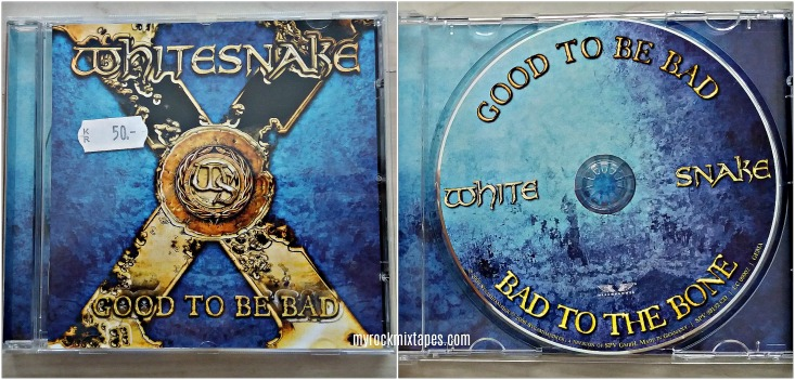 whitesnake good to be bad