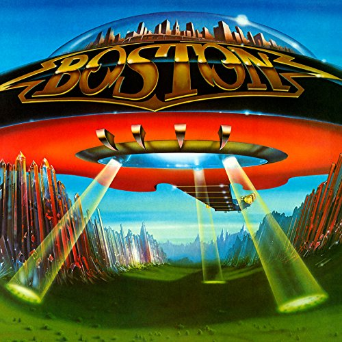 """BOSTON's """"Don't Look Back"""" or How to Make a Sophomore Comeback withStyle"""