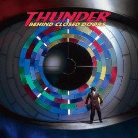 thunder behind