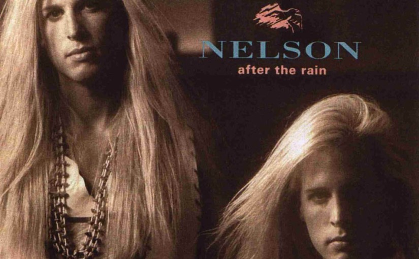 "Remembering NELSON's Double Platinum 1990 Debut ""After the Rain"""