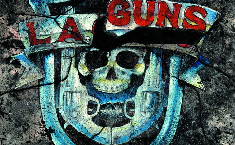 "L.A. GUNS – ""The Missing Peace"" Album Review (2017)"