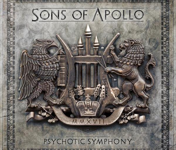 "New Album Recommendations: Sons of Apollo – ""Psychotic Symphony"" (2017)"