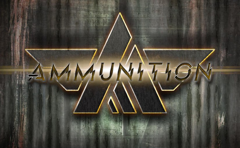 [Album Review] AMMUNITION – AMMUNITION (2018)