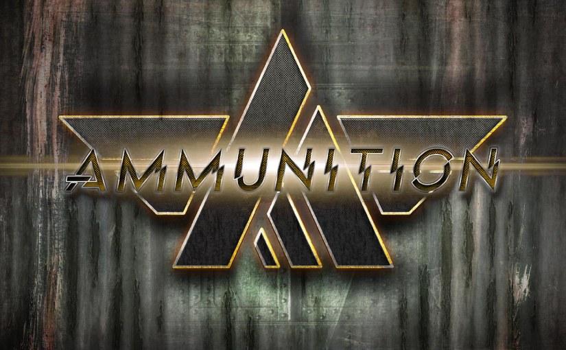 [Album Review] AMMUNITION – AMMUNITION(2018)