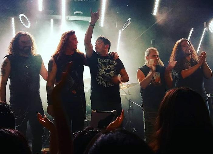 Concert Experience: Johnny Gioeli (HARDLINE, AXEL RUDI PELL) @ Joy Station, Sofia, Bulgaria(24/03/2018)