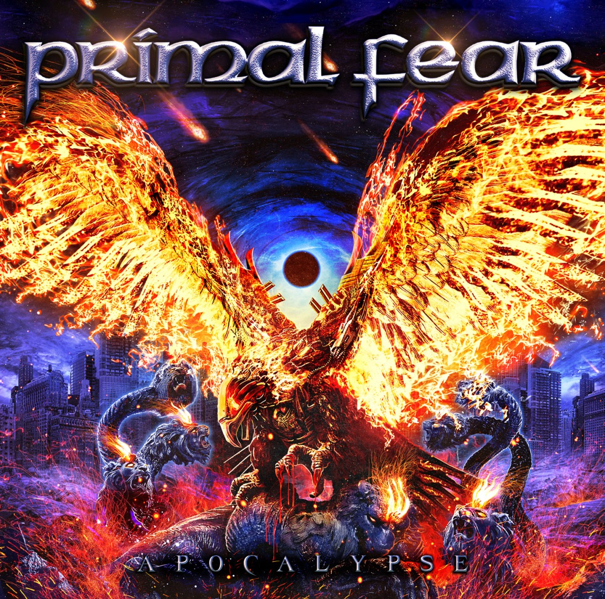 "[Album Review] PRIMAL FEAR - ""Apocalypse"" (2018)"