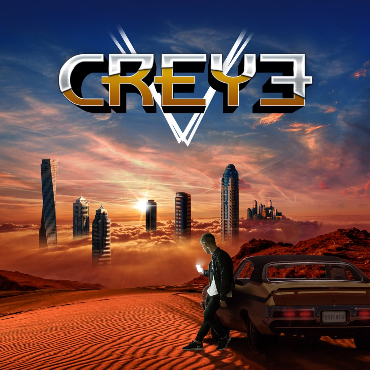 "[Album Review] CREYE - ""Creye"" (2018)"